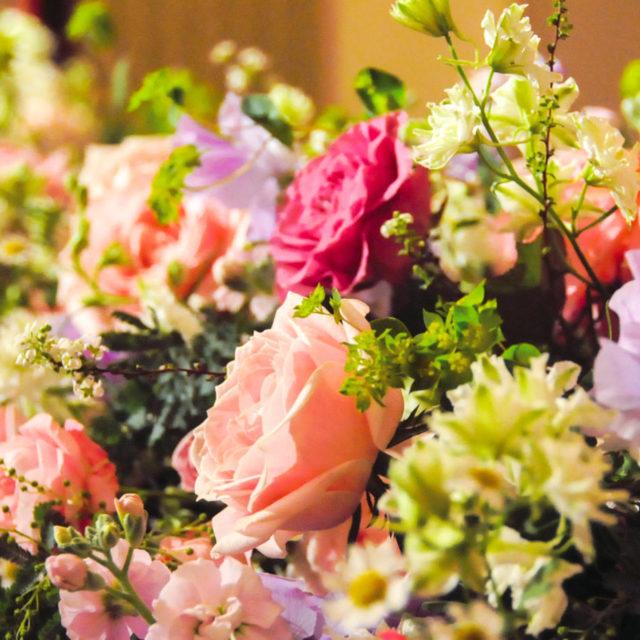 想いを込めたお花の贈り物